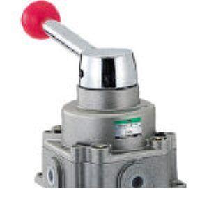 CKD HSVC2-10-4H 手動切換弁 HSVC2104H 112-4803