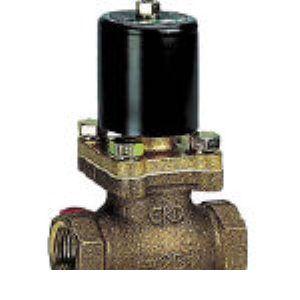 CKD PKW-04-27-AC100V 水用パイロットキック式2ポート電磁弁 100V PKW PKW0427AC100V 【送料無料】