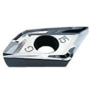三菱マテリアル XDGT1550PDFR-G40 TF15 P級超硬カッター用ポジチップ CO XDGT1550PDFRG40TF15 【キャンセル不可】