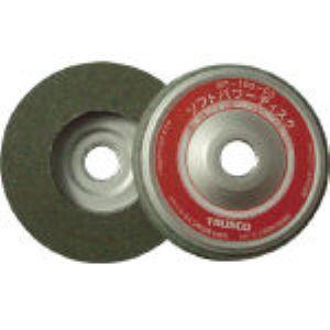 TRUSCO SP100C3 ソフトパワーディスク ウレタン樹脂製中仕上げ研磨用 5個入 5コ 175-8560 【送料無料】