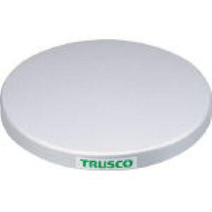 トラスコ中山 TRUSCO TC30-10F 回転台100kgタイプ スチール天板 外形300 TC3010F