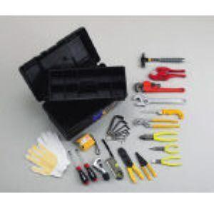 ◆トラスコ中山(TRUSCO) [TR-H18] 配管工具セット TRH18 301-8997 【送料無料】