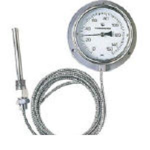 佐藤計量器製作所 SATO LB100S3 隔測指示温度計 3000-01 LB-100S 168-9312 【送料無料】
