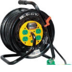 日動 TZ-EB34 電工ドラム マジックリール 100V アース漏電しゃ断器付30m TZEB TZEB34
