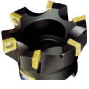 高質 【キャンセル】【ポイント5倍】:アカリカ フェースミル F90SDD80-CP12 コースピッチ イスカル F90SDD80CP12 162-8755-DIY・工具