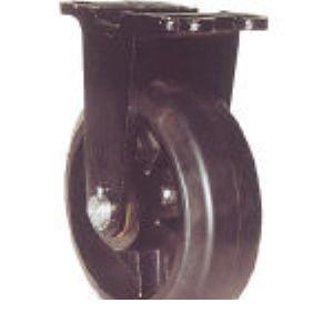 ヨドノ MHA-MK300X75 鋳物重量用キャスター MHAMK300X75 305-3181 【送料無料】