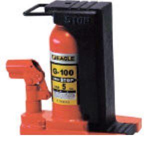 新発売の 325-5077 G40 【送料無料】【ポイント5倍】:アカリカ イーグル レバー回転安全弁付爪付ジャッキ G-40-DIY・工具