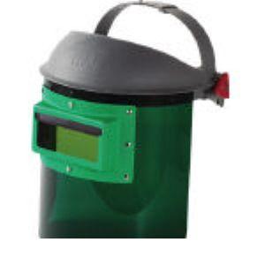 リケン GM-C2 自動遮光溶接面 防災面型 直かぶりタイプ GMC2 296-5330 【送料無料】