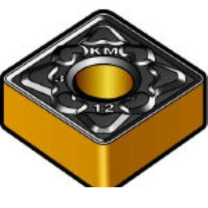 SV CNMG 12 04 08-KM 3205 ターニングチップCOAT 10個入 CN CNMG120408KM3205 【キャンセル不可】