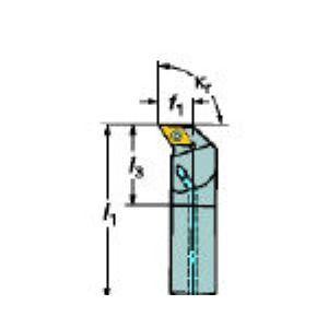 SV F10M-SDUPR 07-ER 超硬補強防振バイト 右勝手 F10MSDUPR07ER 606-0820 【キャンセル不可】