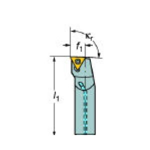 サンドビック F10M-STFCR 09-R 内径用ホルダー 右勝手 F10MSTFCR09R 128-6757 【キャンセル不可】