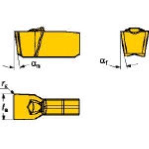 SV N151.3-400-30-7G 235 溝入れ・突切り用旋削チップ COA 10個入 N151.3400307G 235 【キャンセル不可】
