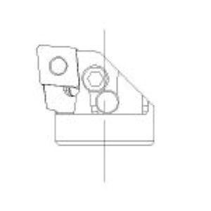 【あす楽対応】SV R571.31C-323222-12 カッティングヘッド570 R571.31C32322 R571.31C32322212 【キャンセル不可】