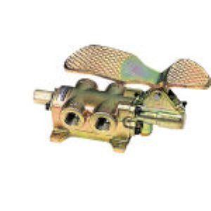 TAIYO 4FN-206 フートバルブ 3/4 4FN206 105-3451
