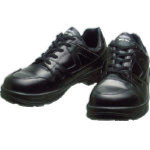 【あす楽対応】シモン [8611BK-24.5] 安全靴 短靴 8611黒 24.5cm 8611BK24.5 351-3912 【送料無料】 【送料無料】
