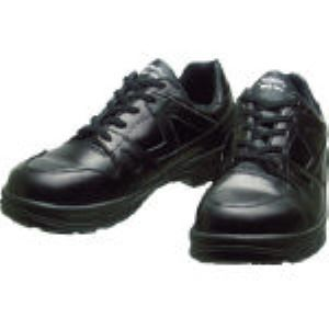 【あす楽対応】シモン [8611BK-25.5] 安全靴 短靴 8611黒 25.5cm 8611BK25.5 351-3939 【送料無料】 【送料無料】