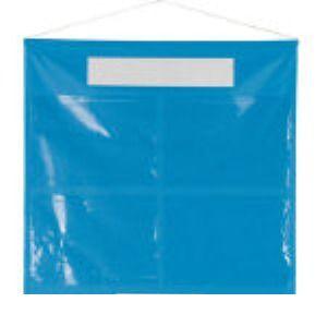【個数:1個】ユニット 464-01B フリー掲示板A3青セット・ターポリン・965X930mm 46401B 354-1371