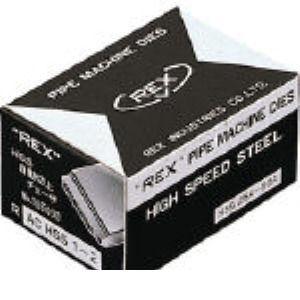 レッキス工業 REX 166010 安心の定価販売 AC HSS マシン 25A-40A 卸直営 2 1-1.1 チェザー