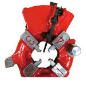 レッキス工業 REX 290120 NS25AD 15-20A 自動切上ダイヘッド 290120