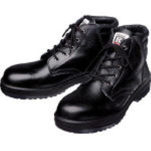 ミドリ安全 RT920-24.5 ラバーテック中編上靴 24.5cm RT92024.5 298-0584 【送料無料】