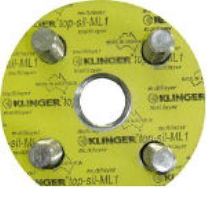 【あす楽対応】AK ML1-10K-80A フランジパッキン ML110K80A 320-2780 【送料無料】