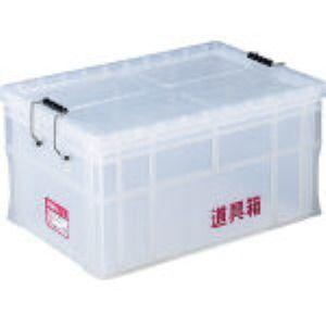 リス 興業 N-75L 透明道具箱 75L N75L 276-8798
