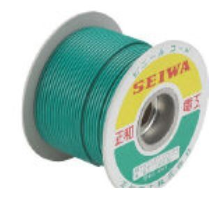 正和電工 SF-100CD アースコ-ド VSFコ-ド 100m ドラム巻 SF100CD 292-9970