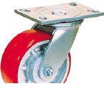 オーエッチ工業 [H14FU-200] スーパーストロングキャスター 200mm H14FU200