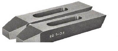 ニューストロング 80S-10 ステップクランプ 使用ボルト M24 全長200 80S10【送料無料】 【送料無料】【キャンセル不可】
