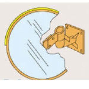日本緑十字 [277110]「直送」【代引不可・他メーカー同梱不可】 壁丸S100 277110 【送料無料】【キャンセル不可】