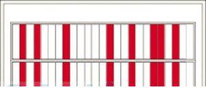 日本緑十字 [303012]「直送」【代引不可・他メーカー同梱不可】 回転ネーム2532-A 303012 【送料無料】【キャンセル不可】