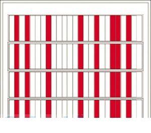 日本緑十字 303014 直送 代引不可・他メーカー同梱不可 回転ネーム2534-A 303014 【送料無料】【キャンセル不可】