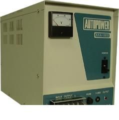 [ASA-20II] 安定化電源 オートパワー(スライドトランス方式) ASA シリーズ ASA20II