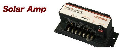 電菱(DENRYO) [SA-MPPT-15L] 太陽電池充放電コントローラ SAMPPT15L 【送料無料】