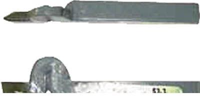 高周波精密 高周波 TTB-53-7 ヘールねじ切25mm TTB537 【送料無料】【キャンセル不可】