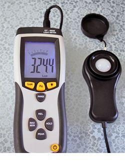 MK DT-8808 デジタル照度計 DT8808 【送料無料】