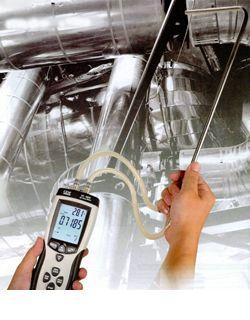 【受注生産品 納期-約2.5ヶ月】MK DT-8920 ピトー管式 風速計 DT8920 【送料無料】
