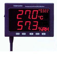 MK TM-185A 大型デジタル温湿度表示計 TM185A