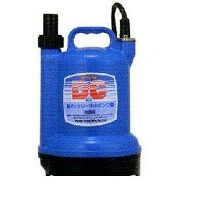 【個数:1個】寺田ポンプ製作所 TERADA S24D-100 バッテリー水中ポンプ S24D100 【送料無料】