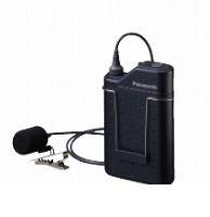 パナソニック(Panasonic)[WX-4300B] 800 MHz帯PLLタイピン形ワイヤレスマイクロホン WX4300B