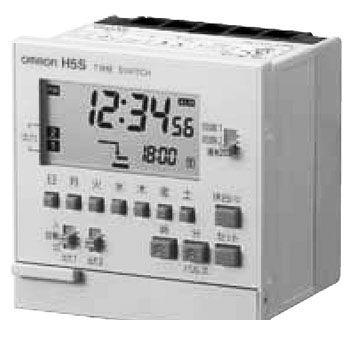 【キャンセル不可】オムロン OMRON H5S-WA2 デジタル・タイムスイッチ H5S H5SWA2【キャンセル不可】