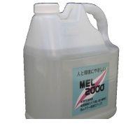 【個数:1個】友和(YUWA)[MEL-2000-4L] 環境対応型強力洗浄剤(4L) MEL-2000 MEL20004L 【送料無料】