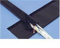 【受注生産品 納期-約1.5週間】日本ジッパーチュービング ZTJ MTB-15 標準品 MTB-15 黒 50m巻 MTB15 【送料無料】