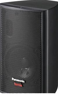 パナソニック Panasonic WS-M10-K 12cmコーン型スピーカー ブラック WSM10K