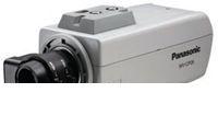 パナソニック Panasonic WV-CP08V カラーテルックカメラ2.8倍バリフォーカルレンズ付 WVCP08V 【送料無料】