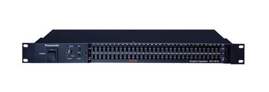 パナソニック Panasonic WZ-AE32 RAMSAシリーズ グラフィックイコライザー 31ポイント1ch WZAE32