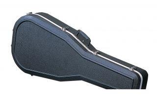 【個数:1個】【納期:約10日間】KC キョーリツコーポレーション WA-130 アコースティックギター用ハードケース WA130