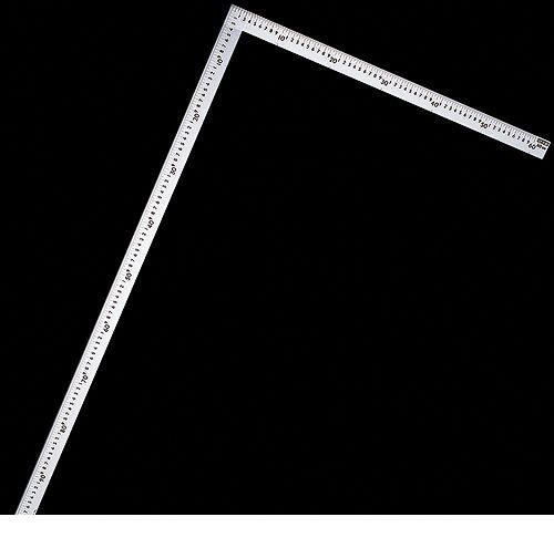 【個数:1個】シンワ測定 63094 曲尺大金普及型 ステン 1m/3尺 3寸 併用目盛 63094