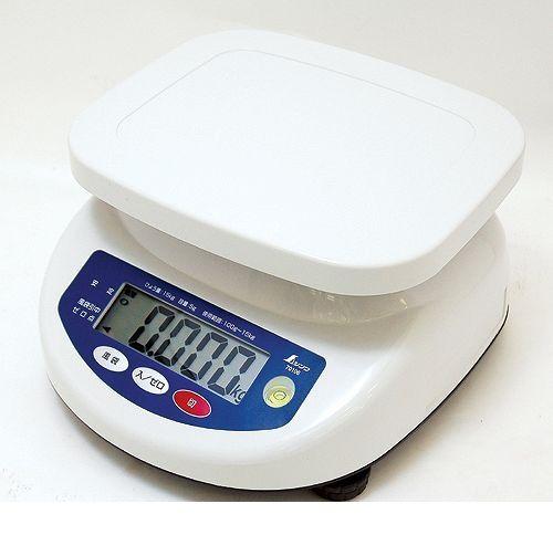 シンワ測定 70106 デジタル上皿はかり 15 取引証明以外用 70106 【送料無料】