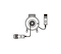 リオン EC-04C 7Pマイクロホン延長コード EC04C 【送料無料】